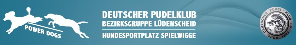 DPK – Hundesportplatz Lüdenscheid Spielwigge